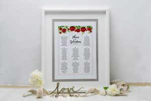weselny plan stołów